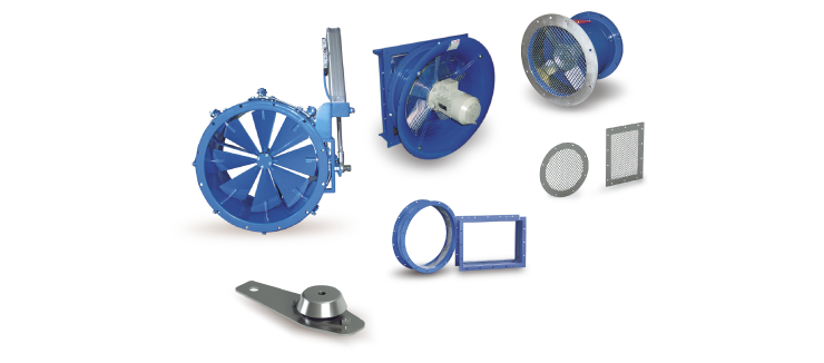 Accessori Ventilatori Industriali
