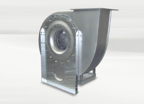 MZAspiratori - Ventilatori Industriali - Tecnologia - Finiture speciali